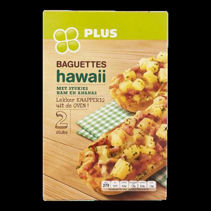 Huismerk Baguette Hawai