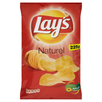 Lays Flatchips naturel