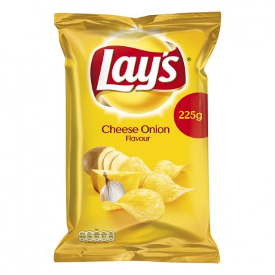 Lay's Cheese onion