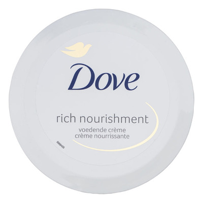 Dove Bodycrème rich nourishment
