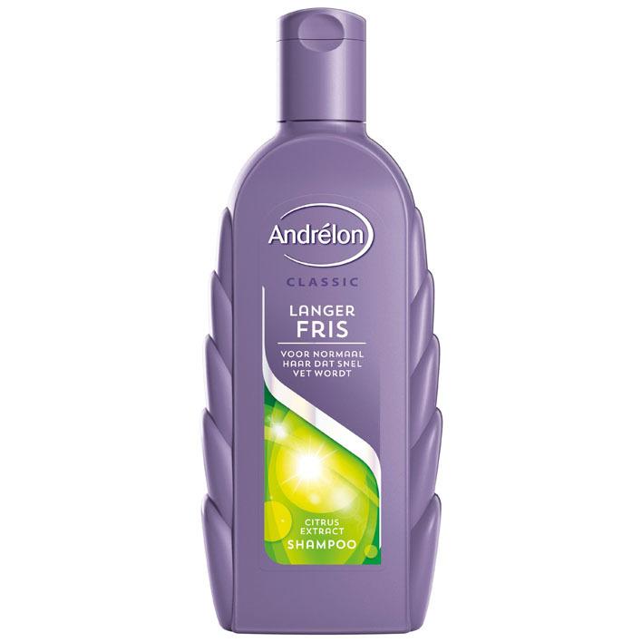 Andrélon Classic shampoo langer fris