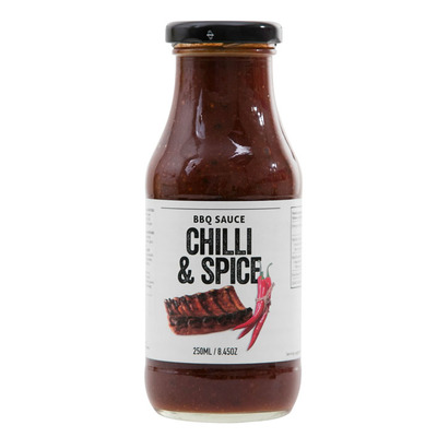 A Table Chilli & spice BBQ sauce