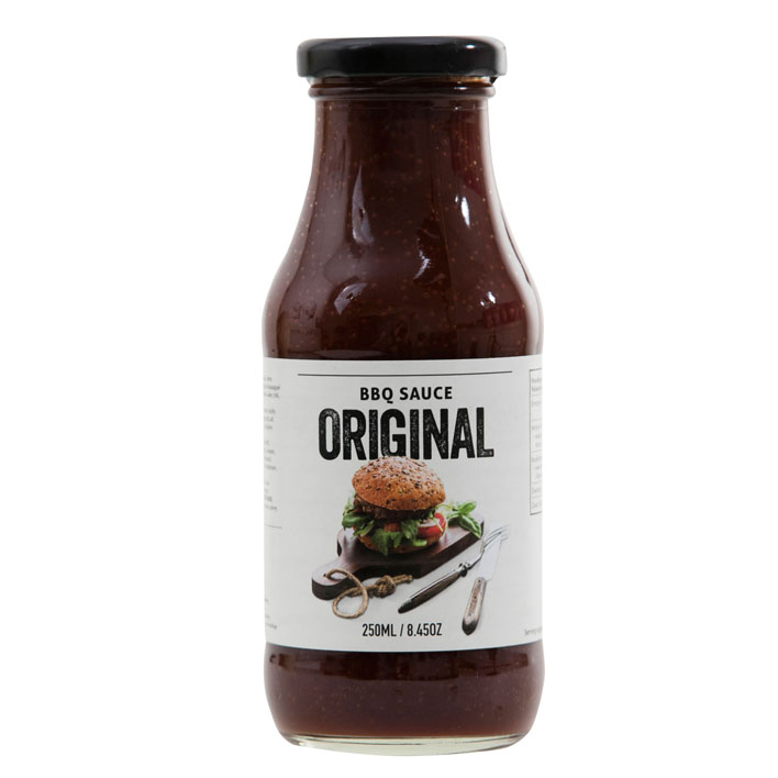 A Table Original BBQ sauce