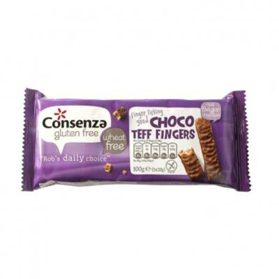Consenza Choco teff fingers