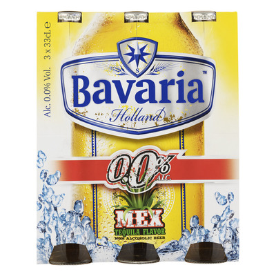 Bavaria Mexican tequila flavor 0.0%