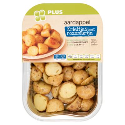 Huismerk Aardappelpartjes met Rozemarijn