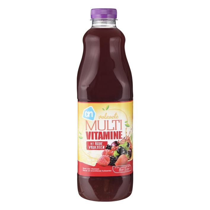 Huismerk Multivitamine rode vrucht