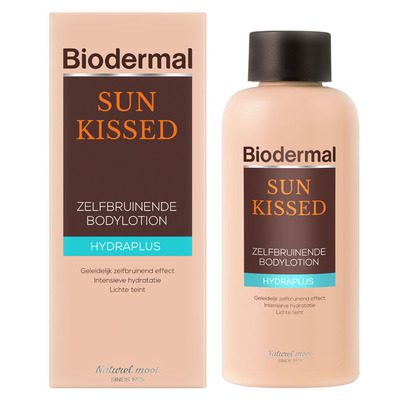 Biodermal Sun kissed bodylotion