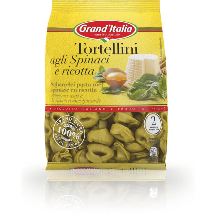 Grand'Italia Tortellini agli spinaci e ricotta