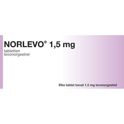 Norlevo Morning-after pil 1,5 mg