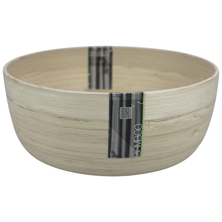 Gusta Bamboe saladeschaal 24 cm
