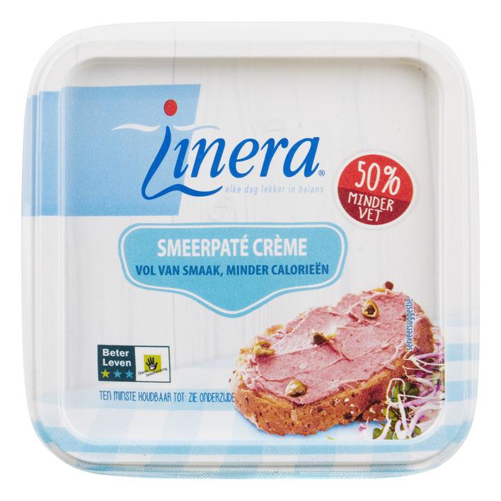 Linera Smeerpaté crème