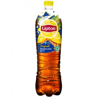 Lipton Ice tea sparkling original