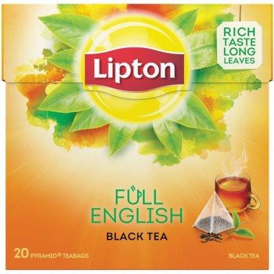 Lipton Zwarte thee full english
