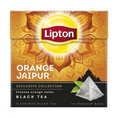 Lipton Zwarte thee orange jaipur