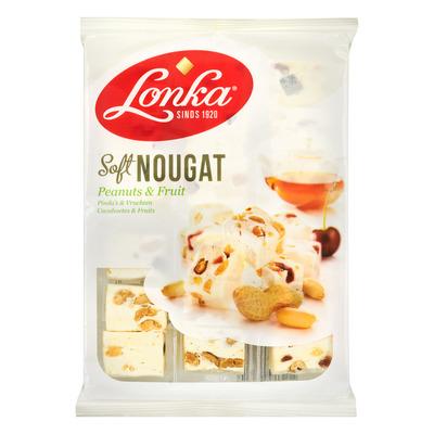 Lonka Soft nougat pinda vruchten
