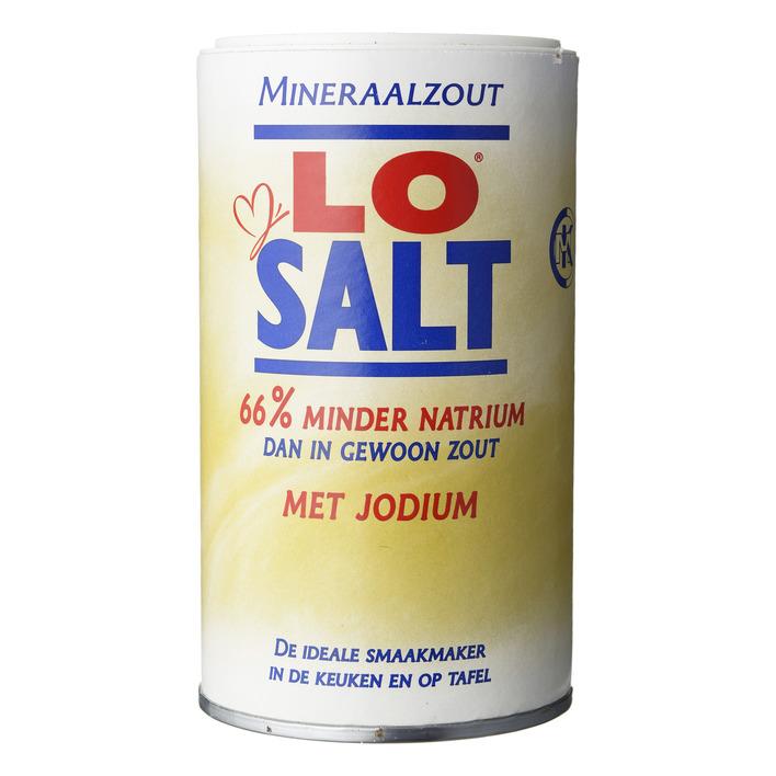 LoSalt Mineraalzout met jodium