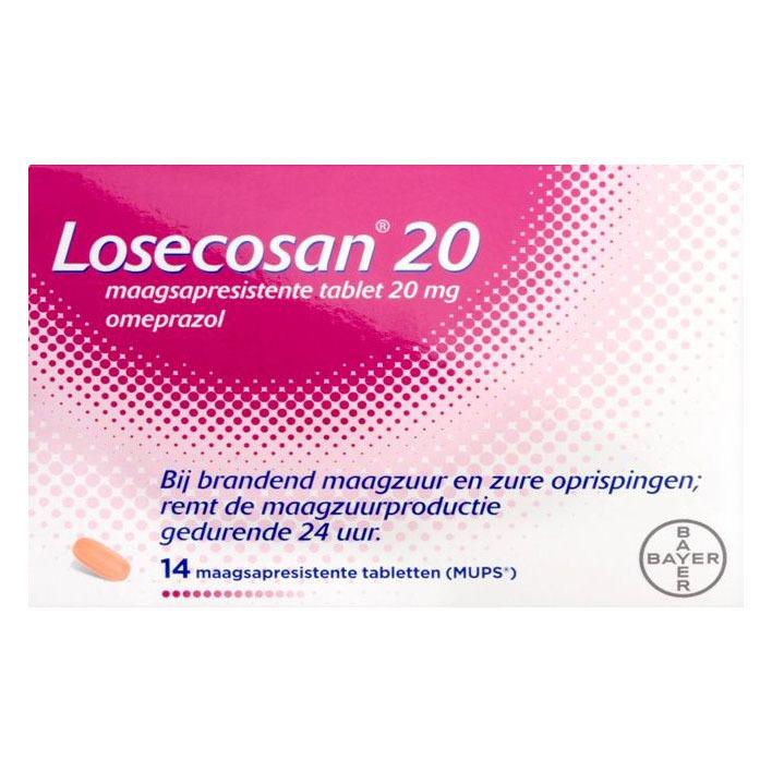 Losecosan Tabletten 20 mg