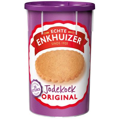 Echte Enkhuizer Jodekoeken koek original