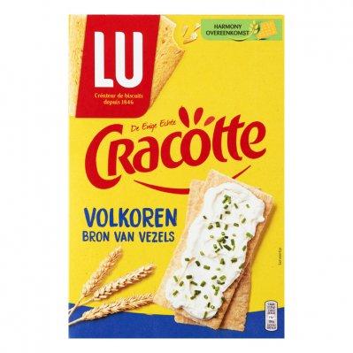 LU Cracotte crackers volkoren