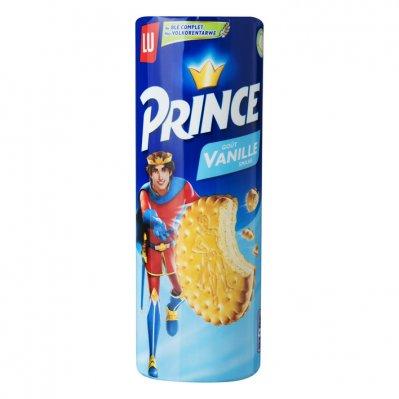 Prince Biscuits gevuld met vanille