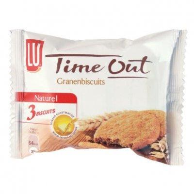 Time Out Granenbiscuit naturel pocketsize