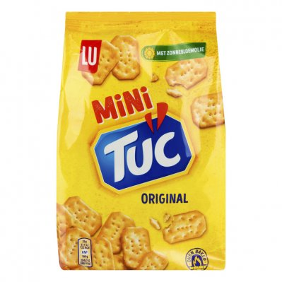 LU Tuc crackers minibites original