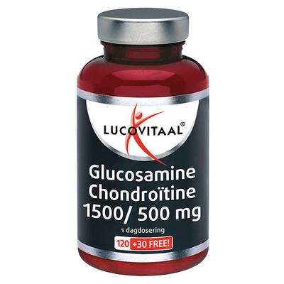 Lucovitaal Glucosamine chondroïtine 1500/500 mg