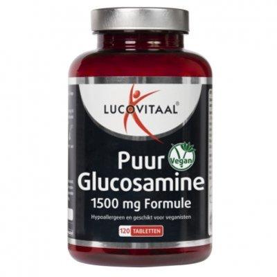 Lucovitaal Glucosamine 1500 mg tabletten