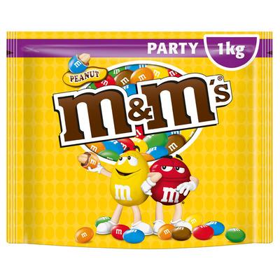 M&M's Peanut Party pack