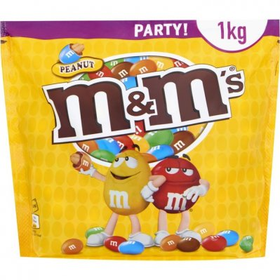 M&M's Pinda party pack