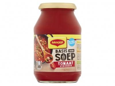 Maggi Basis voor soep tomaat gebonden