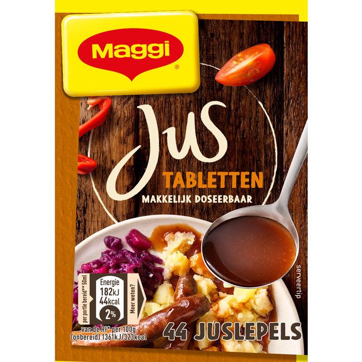 Maggi Jus tabletten
