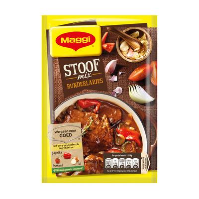Maggi Stoofmix voor runderlapjes