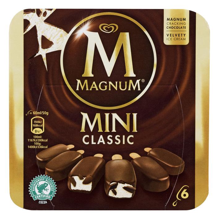 Magnum Ola ijs mini classic