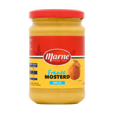 Marne Franse Mosterd Mild