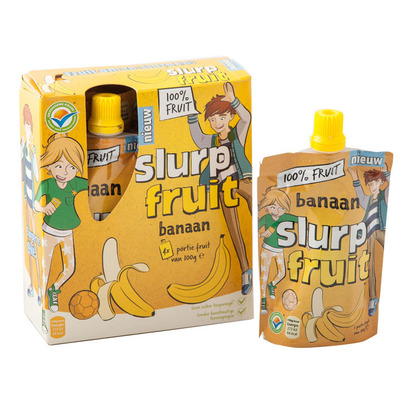 Servero Slurpfruit banaan