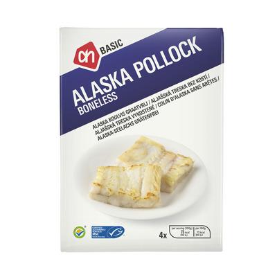 Huismerk Alaska koolvis