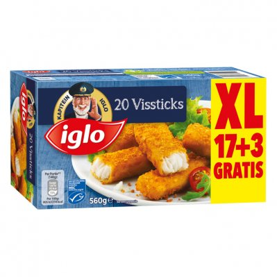 Iglo Vissticks