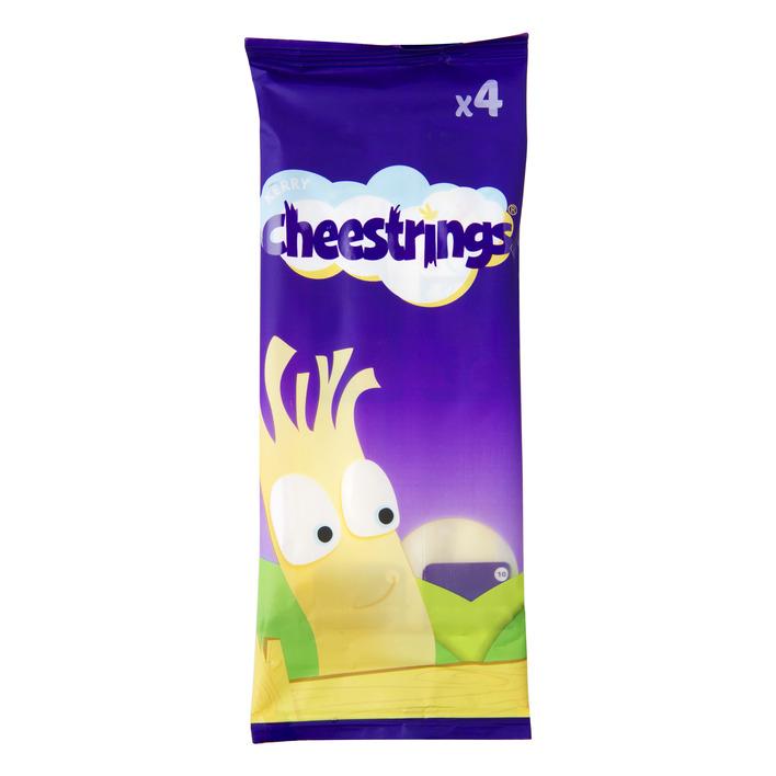 Cheestring Stripkaas naturel 40+