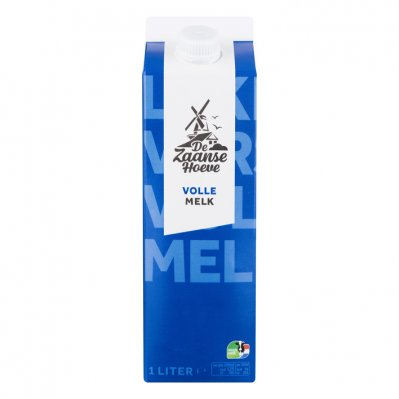 Budget Huismerk Volle melk