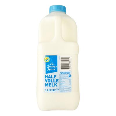 Budget Huismerk Halfvolle melk