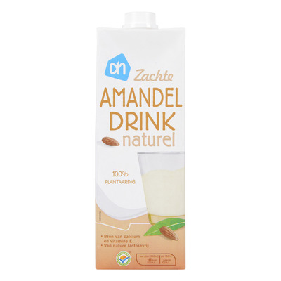Huismerk Amandeldrink naturel