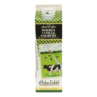 Den Eelder Boeren vanilleyoghurt