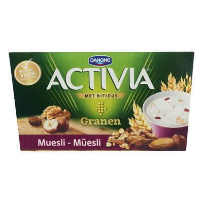 Activia Yoghurt muesli