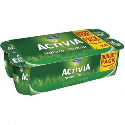 Danone Activia volle yoghurt natuur