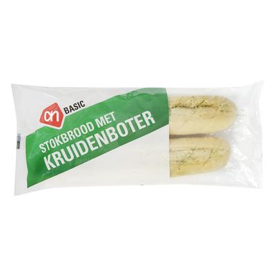 Budget Huismerk Stokbrood met kruidenboter