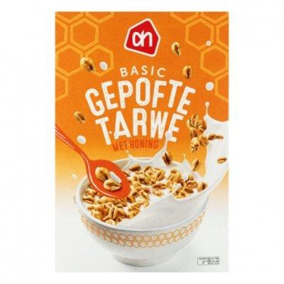 AH BASIC Gepofte tarwe met honing