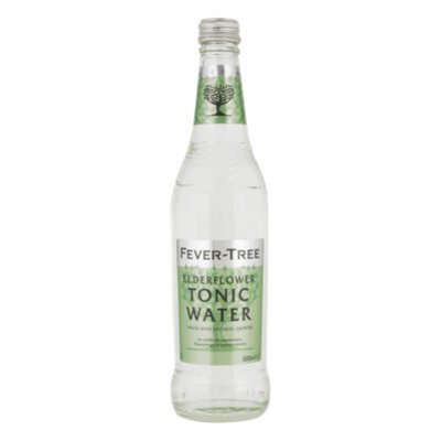 Fever - Tree Elderflower tonic water