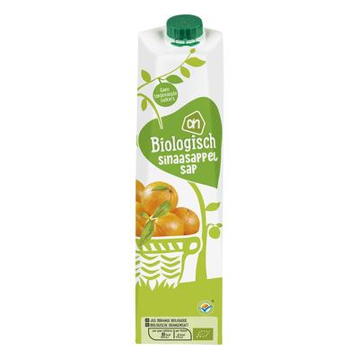 Huismerk Biologisch Sinaasappelsap